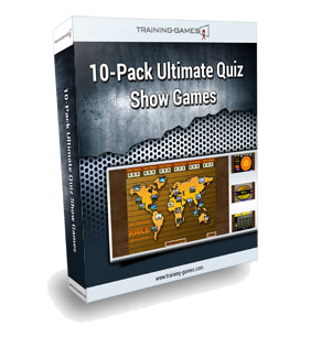 10-Pack Ultimate Quiz Show Games