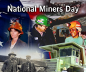 National Miners Day in the United States