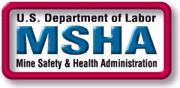 Visit our friends at the Mine Safety and Health Administration